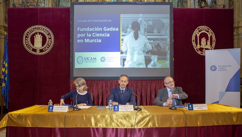 la-fundacion-gadea-por-la-ciencia-reclama-cooperacion-para-transferir-los-proyectos-a-la-industria