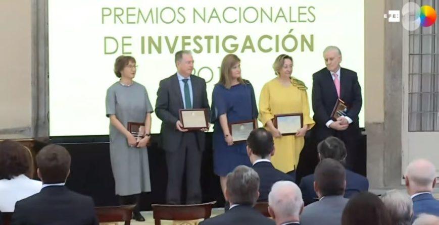 angela-nieto-y-susana-marcos-consejeras-de-la-fundacion-gadea-reciben-el-premio-nacional-de-investigacion-2019